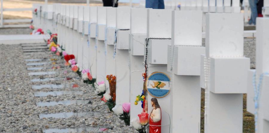 Vista general de un cementerio. (Archivo / EFE) (horizontal-x3)