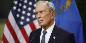 Michael Bloomberg presenta documentación de campaña pero aún no toma decisión oficial