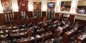 Bolivia reconoce a representantes ONU y la Unión Europea tras conflictos