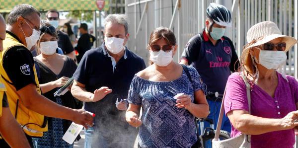 Chile confirma 3,737 contagios de coronavirus en un mes