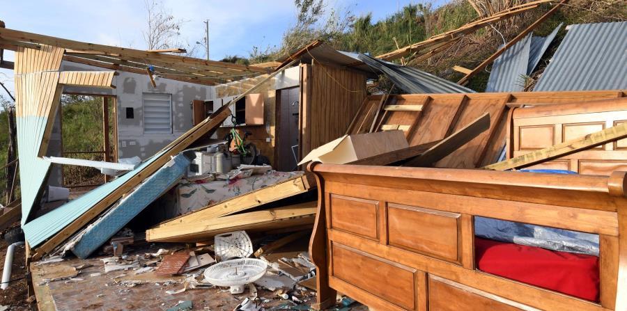 Una treintena de casas quedaron destruidas en Culebra (horizontal-x3)