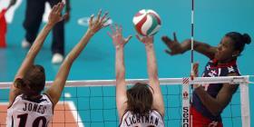 La selección dominicana de voleibol femenino clasifica a las Olimpiadas de Tokio