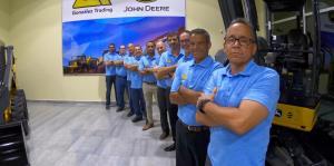 González Trading estrena centro de equipos John Deere