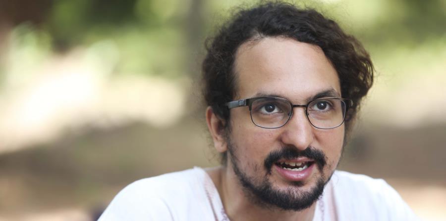 Fernando Samalot realizaba un  iniciativa ecoartísticas en Costa Rica. (GFR Media) (horizontal-x3)
