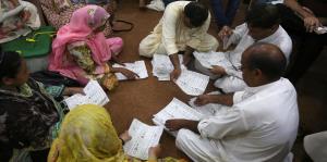 Voto pakistaní