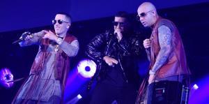 Residente y Daddy Yankee hacen vibrar el escenario junto a Wisin y Yandel