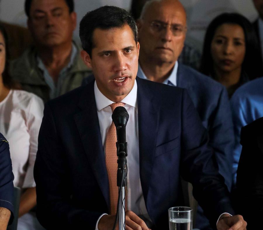 EE.UU. fue la primera nación en reconocer a Guaidó como jefe de Estado (semisquare-x3)