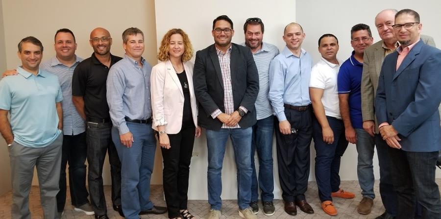 Los apoderados del BSN, el liderato del Copur y de la Federación de Baloncesto de Puerto Rico se reunieron esta tarde. (Suministrada) (horizontal-x3)