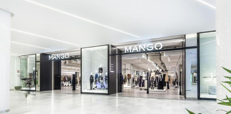 En la foto una tienda de Mango en Oriente Medio inaugurada en el 2017 (horizontal-x3)