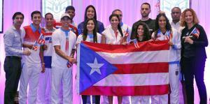 El Copur presenta los uniformes de la delegación boricua para Colombia