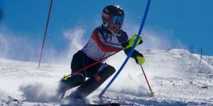 Llegó el turno de Flaherty en los Juegos Olímpicos de Invierno