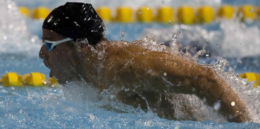 Jarod Arroyo del equipo de Puerto Rico durante la competencia. (horizontal-x3)