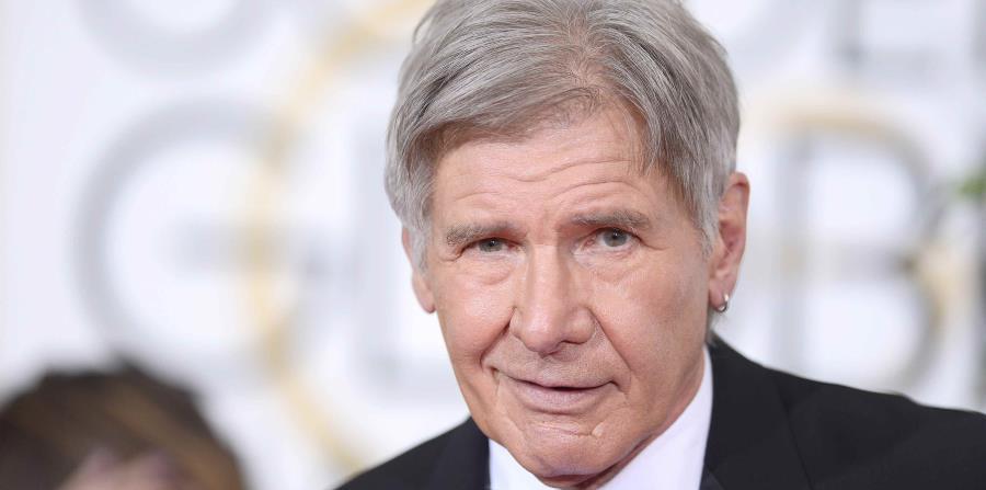 Harrison Ford tiene agenda llena y películas famosas por rodar. (horizontal-x3)