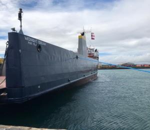 """Rosselló da instrucciones para que barco rumbo a Venezuela """"abandone el área temporeramente"""""""