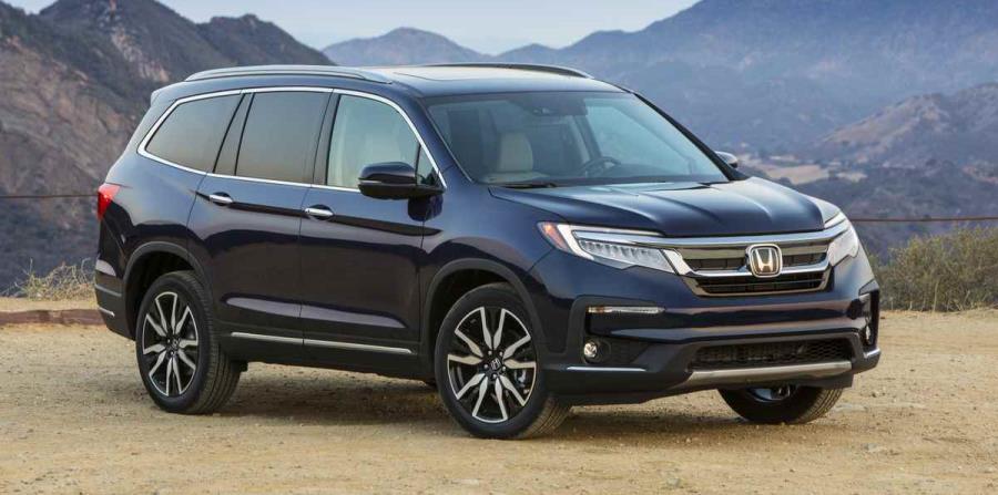 Honda Pilot Towing Capacity >> Honda Pilot 2019 llega con avances tecnológicos de seguridad | El Nuevo Día