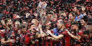 United le da a Atlanta su primer título deportivo en 25 años