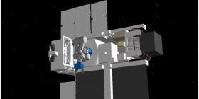 En un futuro, la NASA podría fabricar sus naves en el espacio