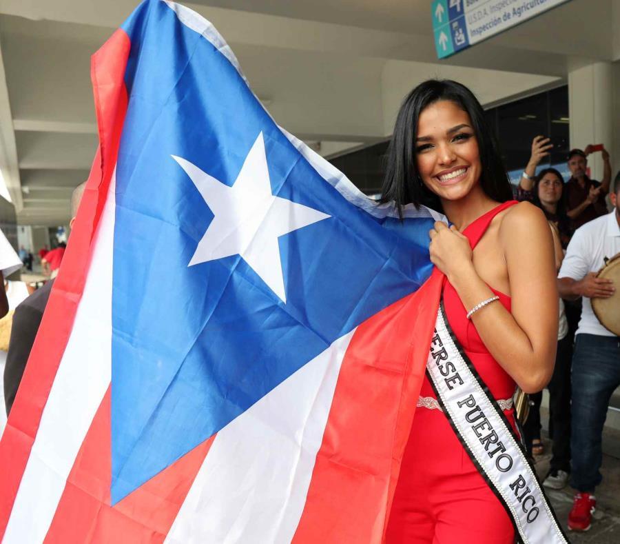 Kiara Liz Ortega orgullosa de representar a Puerto Rico. (semisquare-x3)