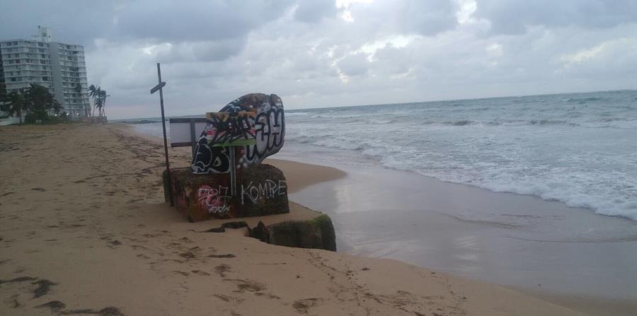 JCA hará monitoreo de aguas negras en playa de Condado (horizontal-x3)
