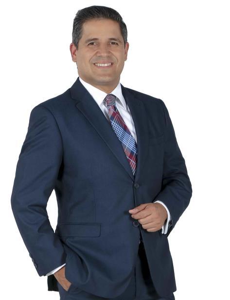 El reportero Normando Valentín será presentador principal de la edición estelar de Noticentro. (Suministrada) (vertical-x1)