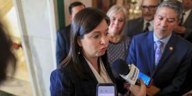 Jueza presidenta del Tribunal Supremo retira el proyecto para aumentar el salario de los jueces