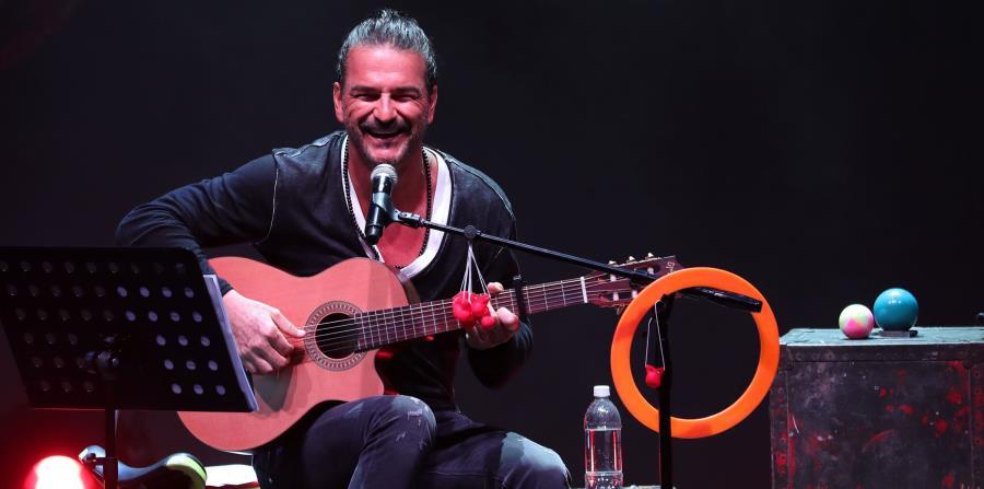 """Su gira """"Circo Soledad"""", le da nombre a su más reciente producción. (Archivo / Juan Luis Martínez) (horizontal-x3)"""