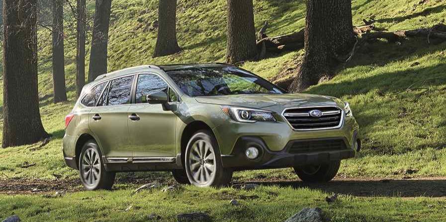 Subaru Outback (Suministrada)