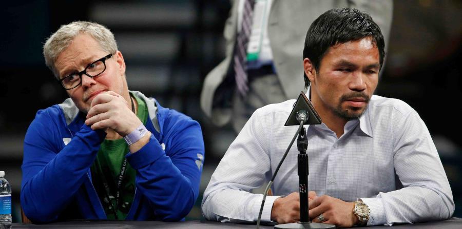Freddie Roach y el boxeador Manny Paquiao (horizontal-x3)