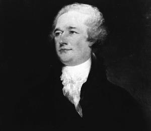 Hamilton y su lance mortal