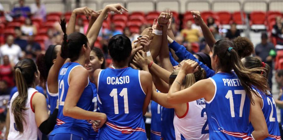 El equipo femenino se medirá a Serbia, Tailandia y Polonia. (GFR Media / Juan Luis Martínez) (horizontal-x3)