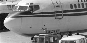 Arrestan en Grecia a presunto secuestrador de avión en 1985