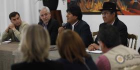 Computo electoral mantiene en vilo segunda vuelta en Bolivia
