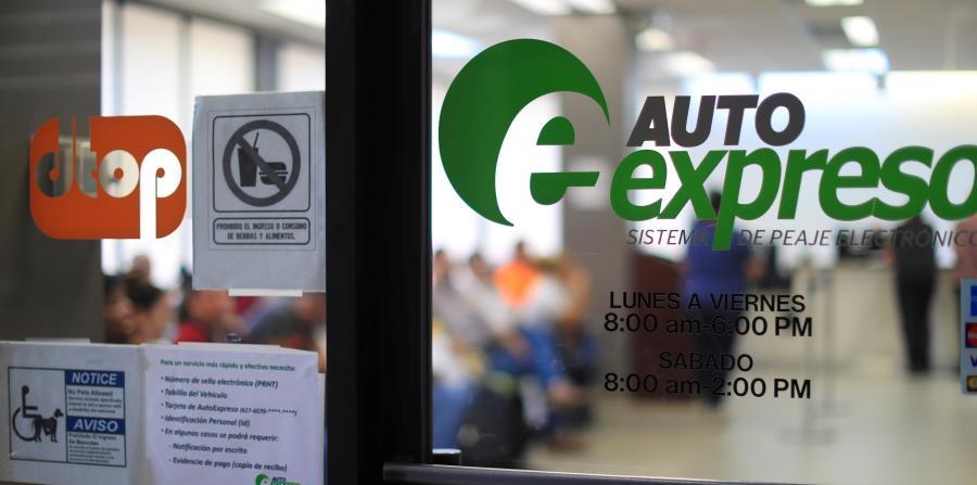 La medida para reducir las multas de AutoExpreso de $50 a $15 fue aprobada en la Cámara de Representantes en una votación unánime. (horizontal-x3)