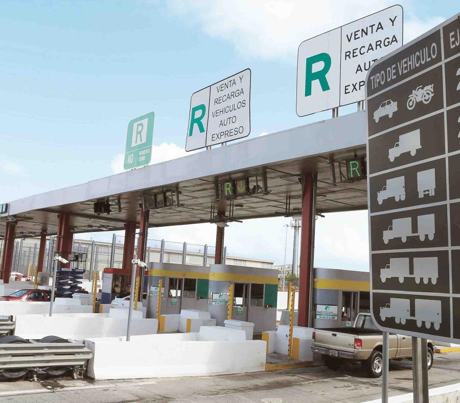 Los aumentos impactarán, específicamente, las plazas de peaje: Bayamón, Buchanan, Toa Baja, Vega Alta, Manatí, Arecibo, Arecibo Rampa y Hatillo. (semisquare-x3)