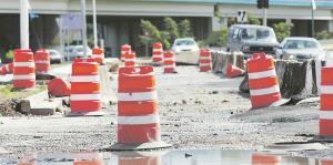 Detallan la agenda de infraestructura vial