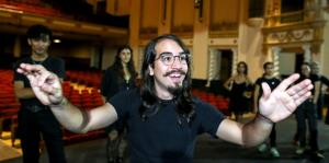 Obra francesa se apodera del teatro de la UPR