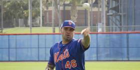 Los Mets reclaman al boricua Héctor Santiago