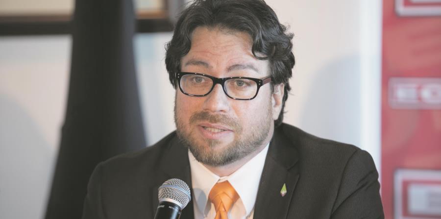 José Julián Ramírez, director ejecutivo de la Asociación de Ejecutivos de Cooperativas (ASEC). (horizontal-x3)