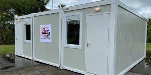 Empresas Massó presenta su opción modular para salones de clases seguros