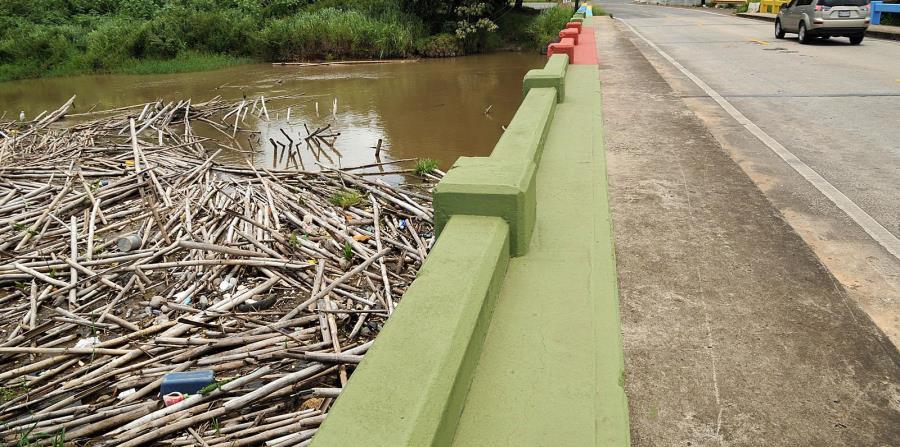 Los escombros pueden comprometer la estabilidad de algunas estructuras, como los puentes. (horizontal-x3)