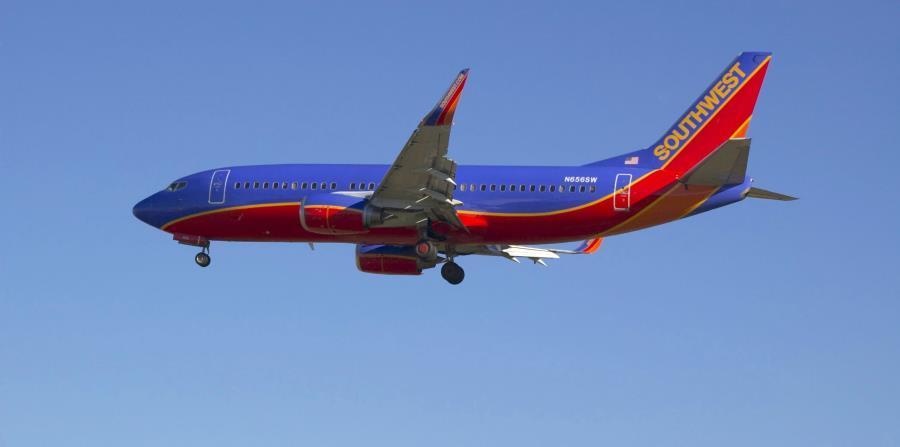 En total, Southwest operará entre 16 y 19 vuelos diarios hacia San Juan durante este período de verano. (horizontal-x3)