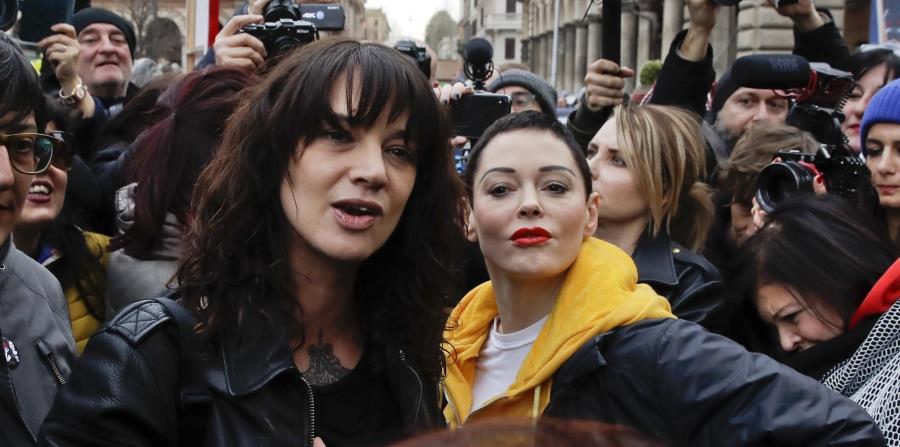 Asia Argento está acusada de abusar sexualmente de un actor estadounidense  (horizontal-x3)