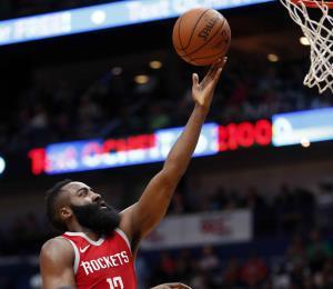 Los Rockets consiguen su 21ra victoria en 22 partidos