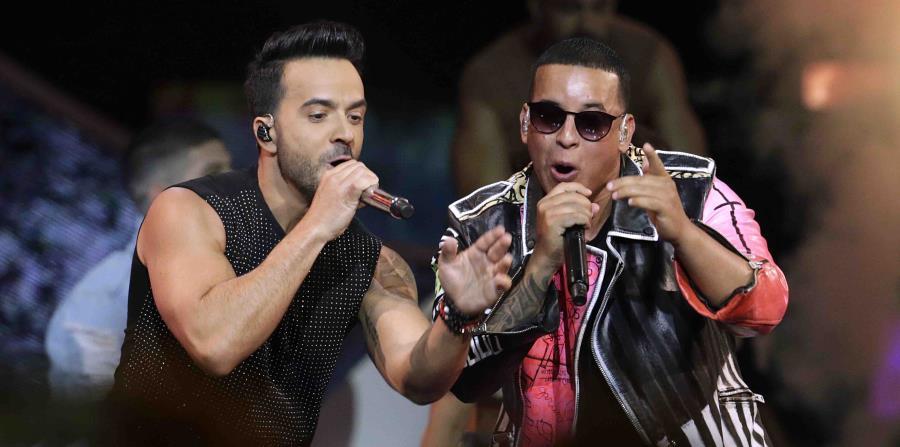 Los artistas boricuas usarán a los Latin Grammy para pedir ayuda para Puerto Rico. (AP) (horizontal-x3)