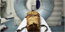 Científicos logran recrear la voz de una momia egipcia