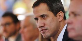 Guaidó llama a la rebeldía en contra del gobierno de Maduro