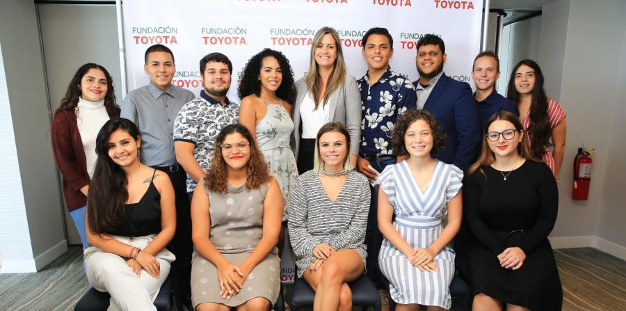 Tras una rigurosa evaluación, 19 estudiantes universitarios de diversas instituciones en y fuera de Puerto Rico, recibirán becas de hasta  $2,500 para el corriente año académico.  (Suministrada)