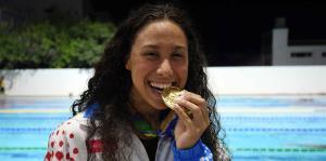 Más oro para Puerto Rico en el quinto día de los Juegos en Barranquilla