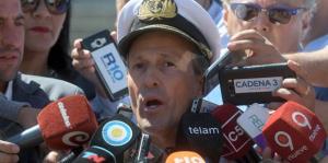 La Armada argentina no tiene ningún rastro del submarino desaparecido