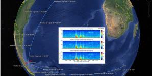 Cómo detectaron la explosión que habría afectado al submarino argentino